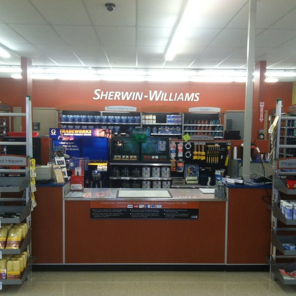 Sherwin Williams Paint Store Hardware Store In Newburgh