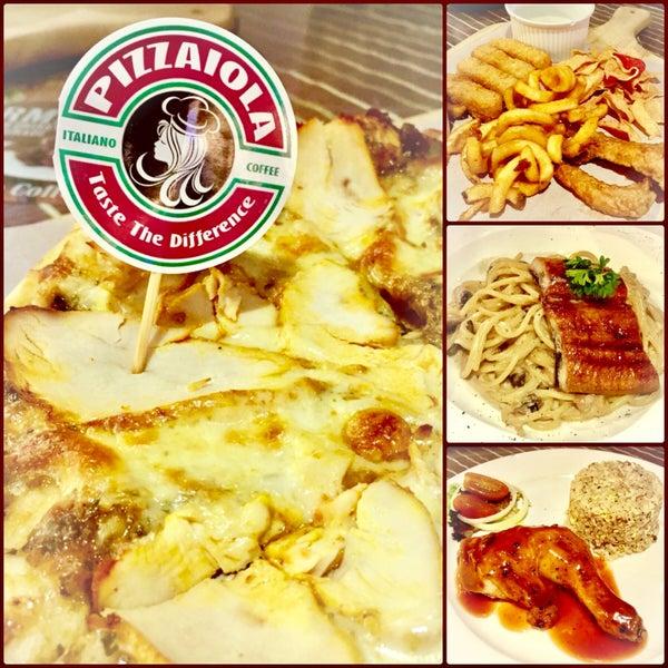 Photo taken at Pizzaiola by Christian on 8/30/2017
