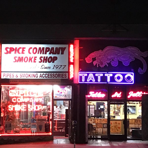 Purple Panther Tattoo - Tattoo Parlor