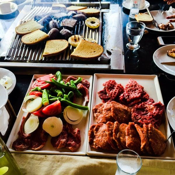 9/24/2017 tarihinde Burak A.ziyaretçi tarafından Gölköy Restaurant'de çekilen fotoğraf