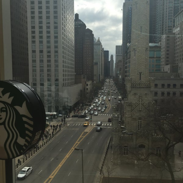 Photo taken at Starbucks by Canan A. on 3/28/2016