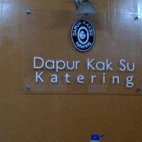Photo Taken At Sajian Dapur Kak Su Office By Khairulnizam K On 3