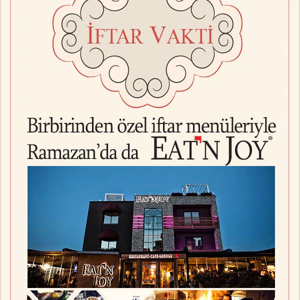 6/28/2014 tarihinde Eat'n Joyziyaretçi tarafından Eat'n Joy'de çekilen fotoğraf