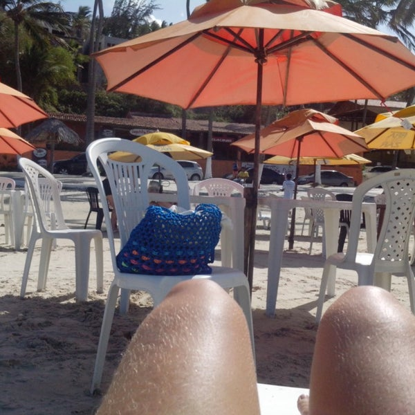 Photo taken at Lagoinha Kite Point by Juciara A. on 1/3/2014