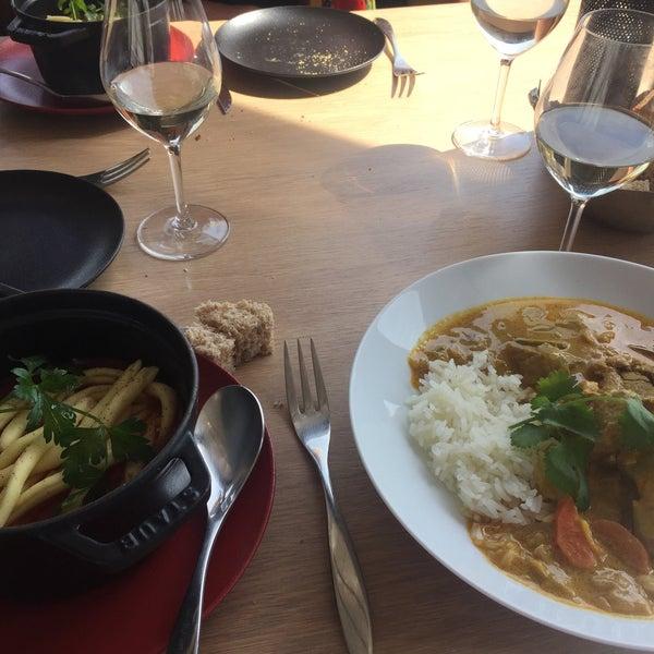 Photo prise au La Cuisine du BelRive par Jacques G. le4/20/2017