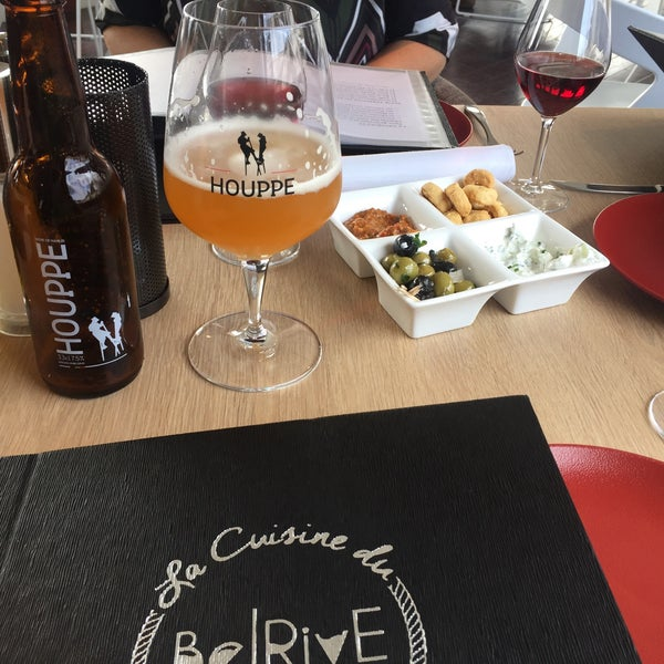 Photo prise au La Cuisine du BelRive par Jacques G. le11/12/2017