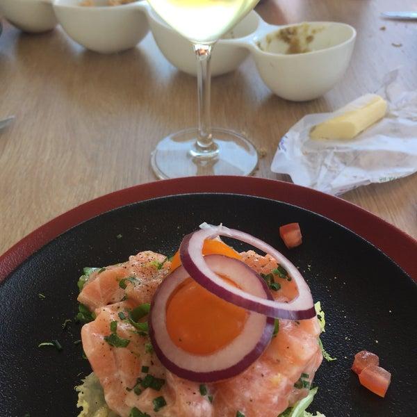 Photo prise au La Cuisine du BelRive par Jacques G. le6/7/2017
