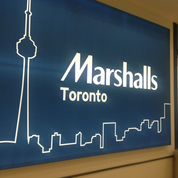 Marshalls clothing store locations