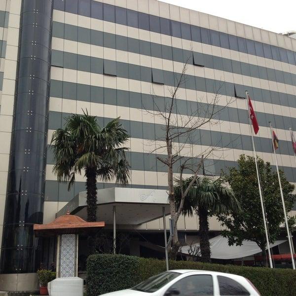 2/23/2013 tarihinde Serkan K.ziyaretçi tarafından Anatolia Hotel'de çekilen fotoğraf