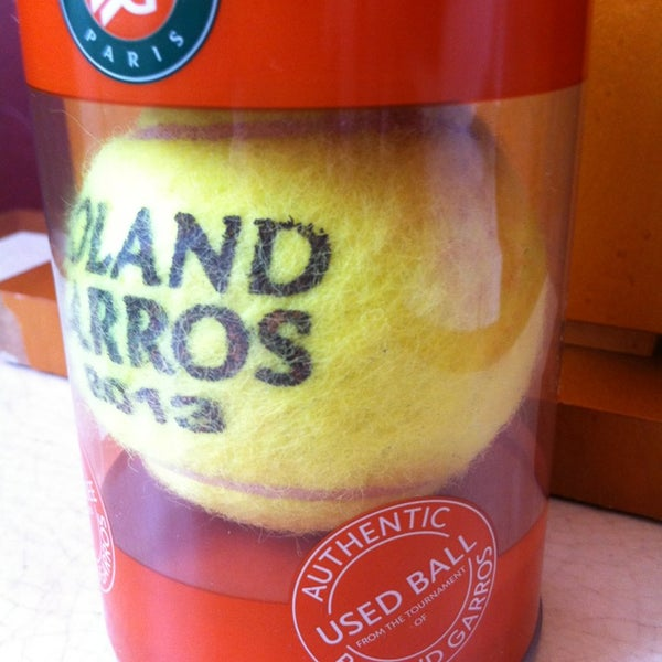 Photo taken at Stade Roland Garros by Ricardo S. on 5/30/2013