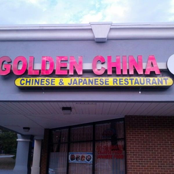 Golden China Chinese Restaurant Williamsburg Va