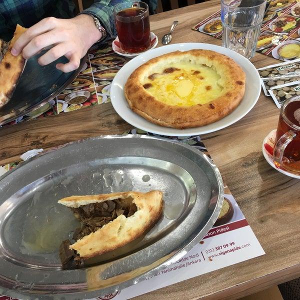 Das Foto wurde bei Zigana Pide von Yiğit Can A. am 2/18/2018 aufgenommen