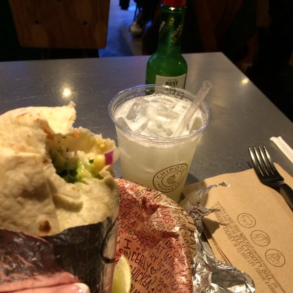 Photo taken at Chipotle Mexican Grill by Brittany M. on 2/9/2014
