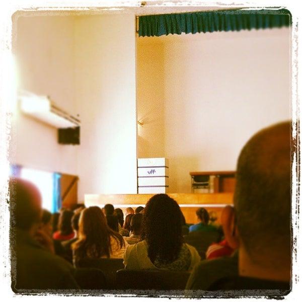 Photo taken at Escola de Engenharia - UFF by Schneider L. on 7/20/2013