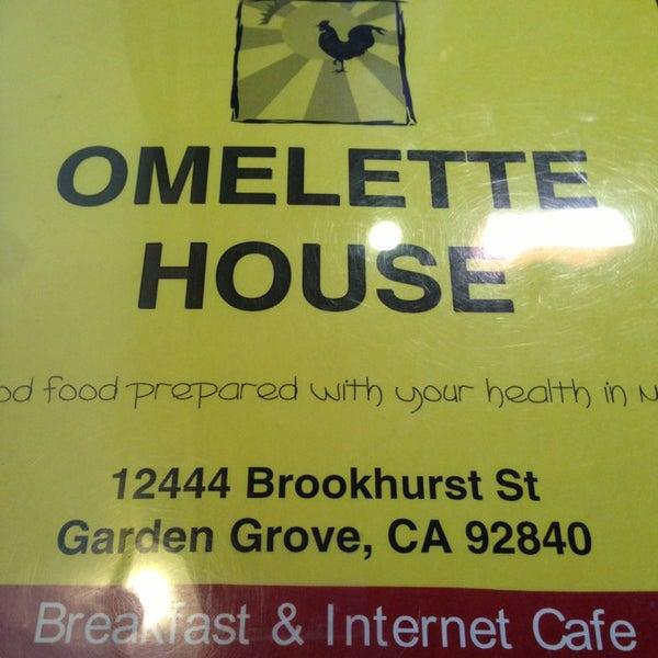 Omelette House - Garden Grove, CA