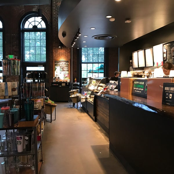 Photo taken at Starbucks by Andreas S. on 5/10/2017