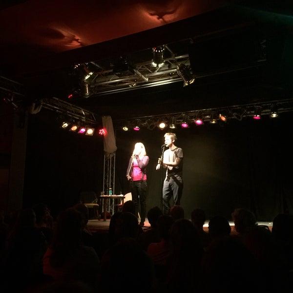 Das Foto wurde bei Frannz Club von Andreas S. am 8/9/2016 aufgenommen