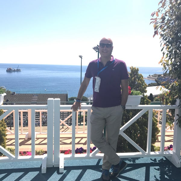 Photo taken at Monte-Carlo Country Club by Cevdet A. on 4/16/2017