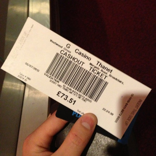 Margate casino kent
