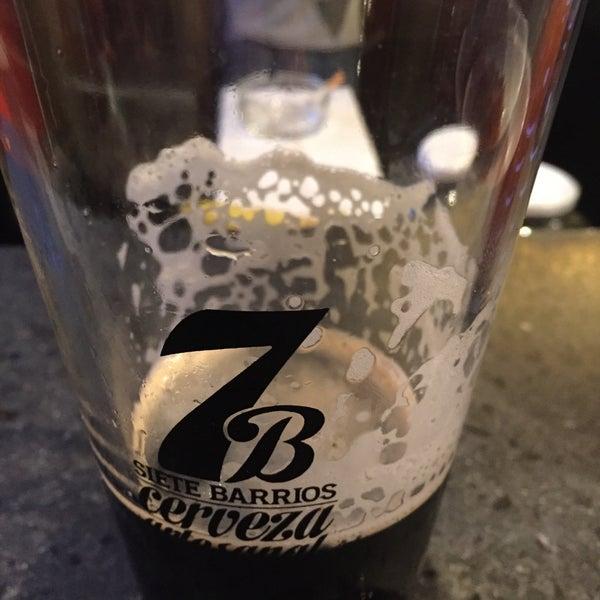 Foto tomada en Cervecería 7B por Ángel L. el 10/25/2015