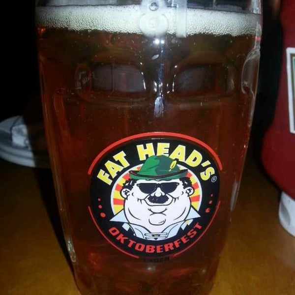 Photo taken at Fat Head's Brewery & Saloon by Renee J. on 9/18/2013