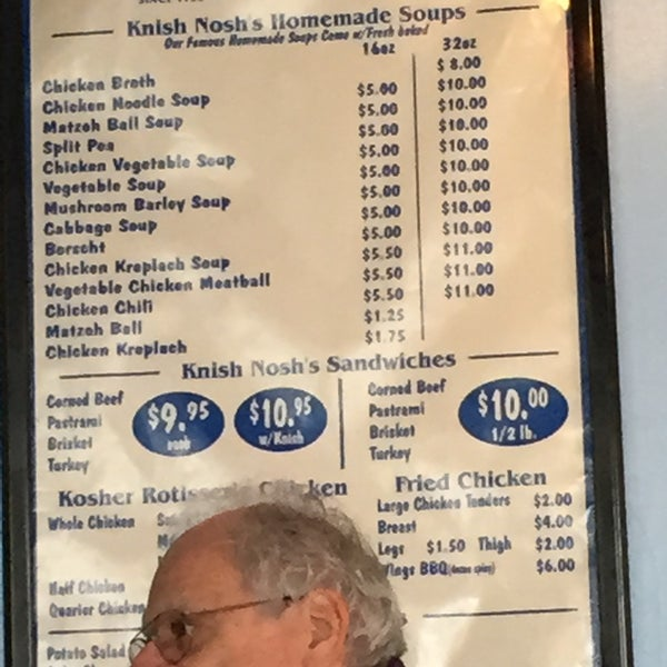 Photo taken at Knish Nosh by Nate F. on 11/18/2014