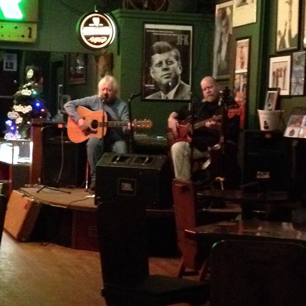 Photo taken at Dubliner Pub by Nate F. on 12/30/2013
