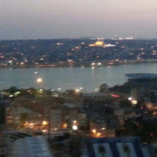 5/11/2013 tarihinde Fethiye E.ziyaretçi tarafından Rixos Pera Istanbul'de çekilen fotoğraf