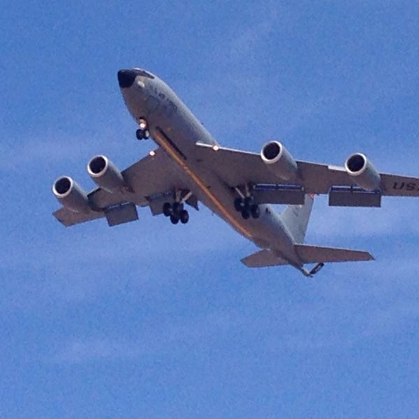 Photo taken at Phoenix-Mesa Gateway Airport (AZA) by Aaron J. on 5/23/2013