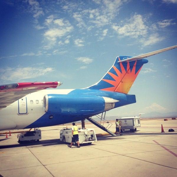 Photo taken at Phoenix-Mesa Gateway Airport (AZA) by Aaron J. on 7/8/2013