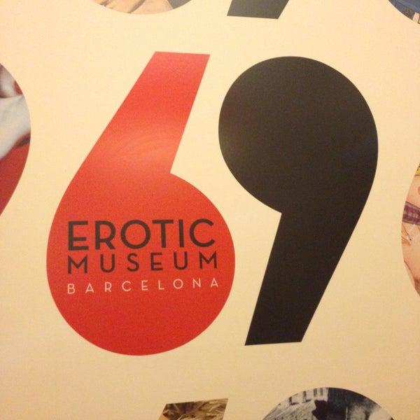 Foto tomada en Museu de l'Eròtica por Gerardo S. el 5/12/2013