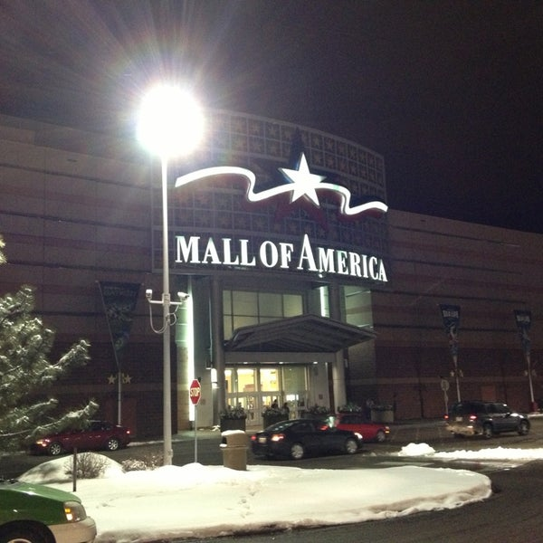 Photo taken at Mall of America by Trish L. on 2/23/2013