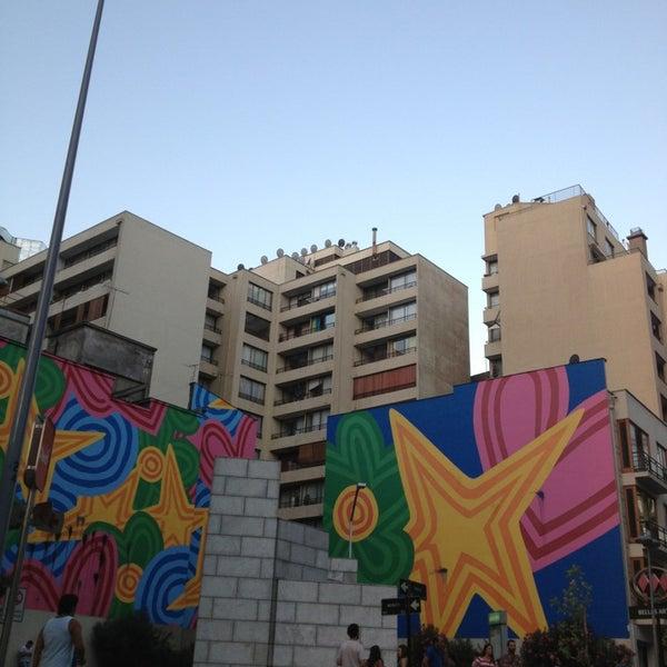 Das Foto wurde bei Barrio Bellas Artes von Esteban S. am 2/21/2013 aufgenommen