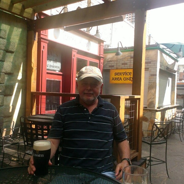 Photo taken at Fadó Irish Pub & Restaurant by Jaime E. on 5/27/2013