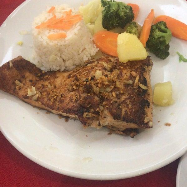 Photo taken at Restaurante Hnos. Hidalgo Carrion by Cerch G. on 1/16/2018