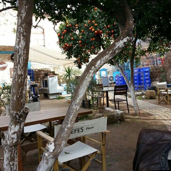 Photo taken at Bademaltı by Arda Y. on 1/12/2014
