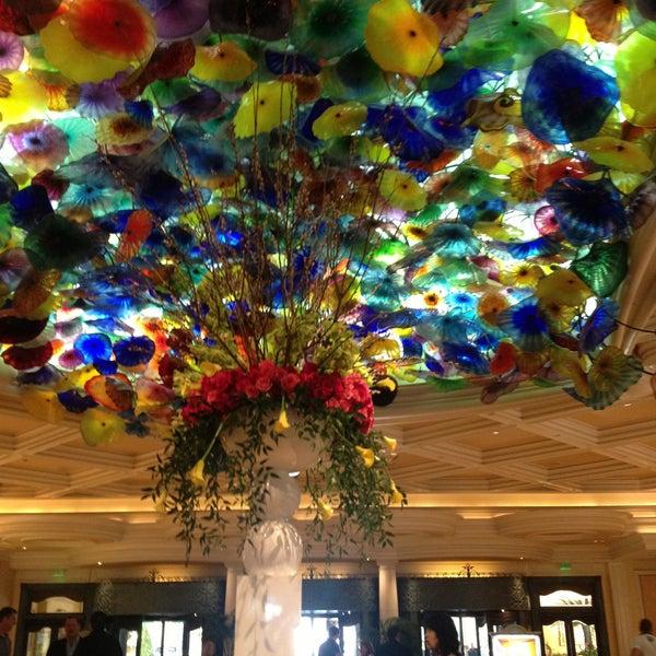 Photo prise au Bellagio Hotel & Casino par Eric P. le5/7/2013
