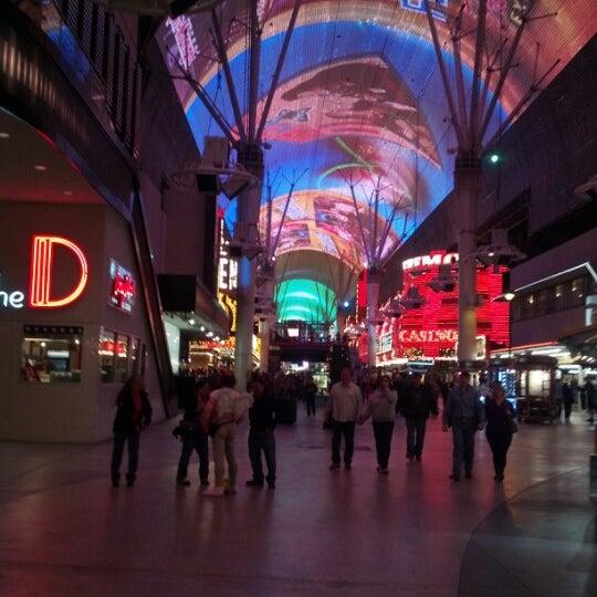 Photo taken at Downtown Las Vegas by Eric C. on 2/15/2013