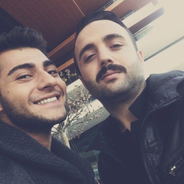 Photo taken at Zorlu Center Şantiyesi by Muhammet S. on 10/8/2013