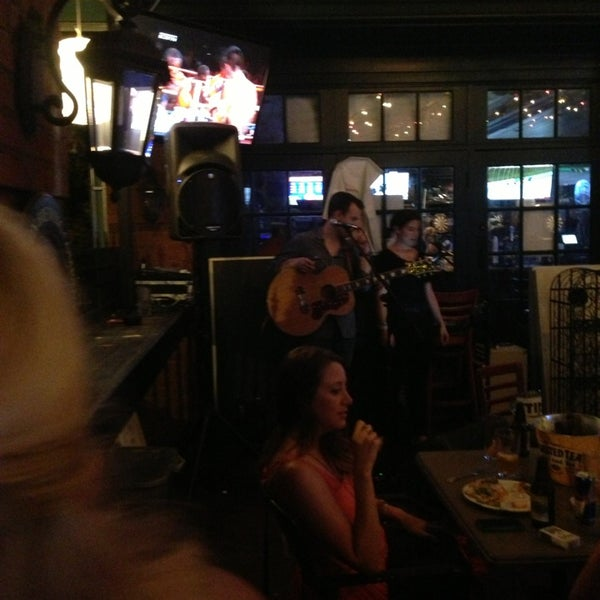 Photo taken at Green's Tavern by Drew A. on 6/29/2013