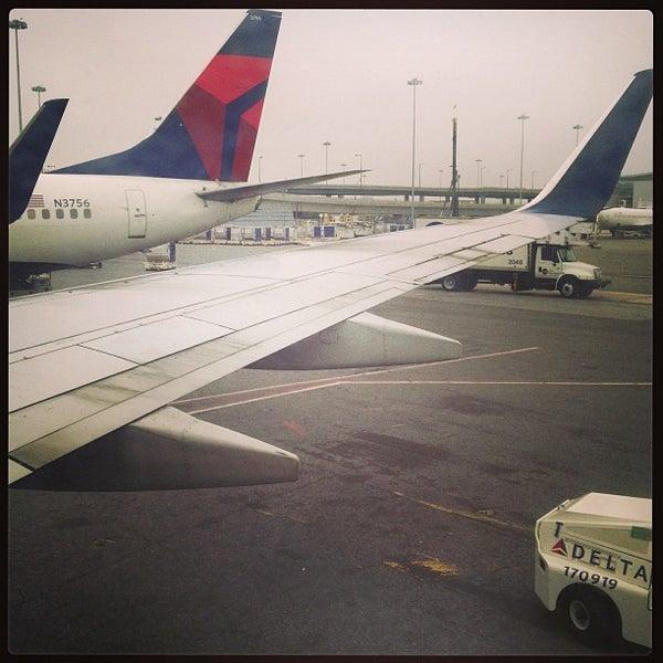 Photo taken at Terminal 3 by Alan H. on 5/22/2013
