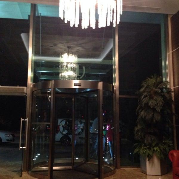 7/8/2014 tarihinde Melek M.ziyaretçi tarafından Demora Hotel'de çekilen fotoğraf