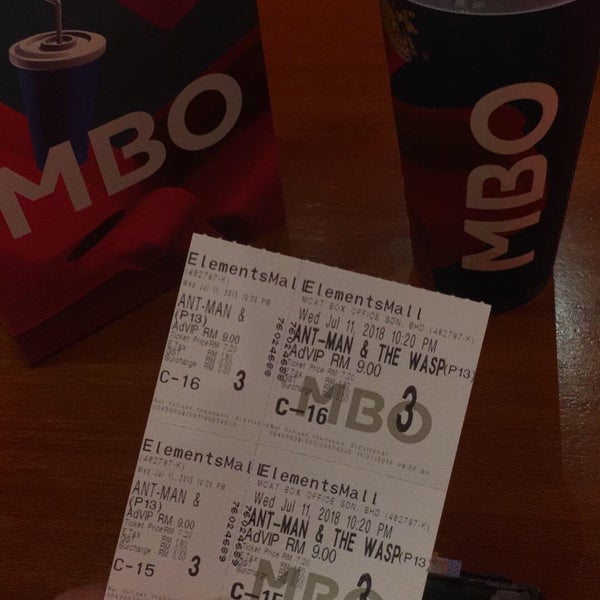 mbo element mall