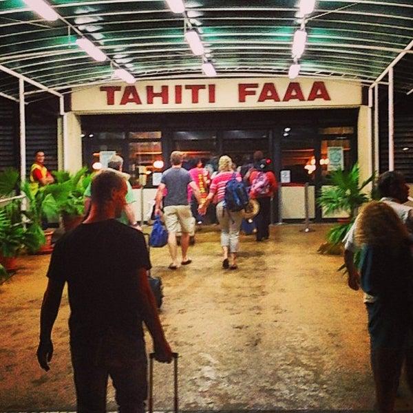 Photos At Tahiti-Faa'a International Airport (PPT)