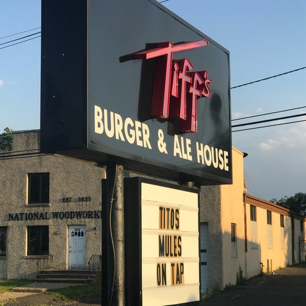 Photo taken at Tiff's Burger & Alehouse by Tom S. on 6/10/2017