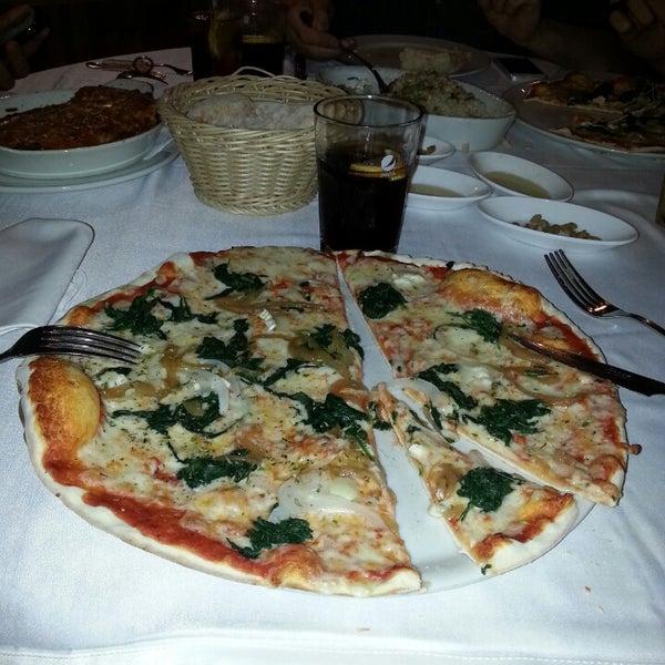 Photo taken at Pasta Nostra by Burak K. on 7/5/2013