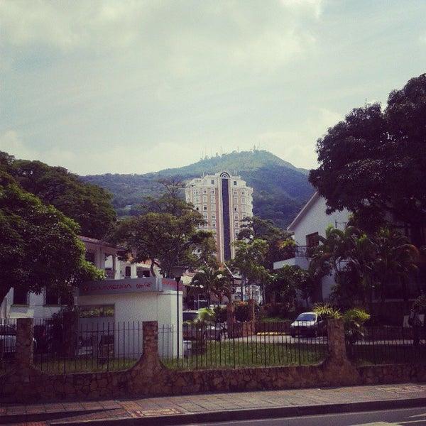 Photo taken at Barrio Granada by Cristian J. B. on 6/18/2013