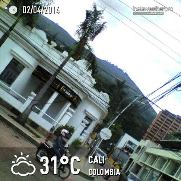 Photo taken at Barrio Granada by Cristian J. B. on 4/2/2014