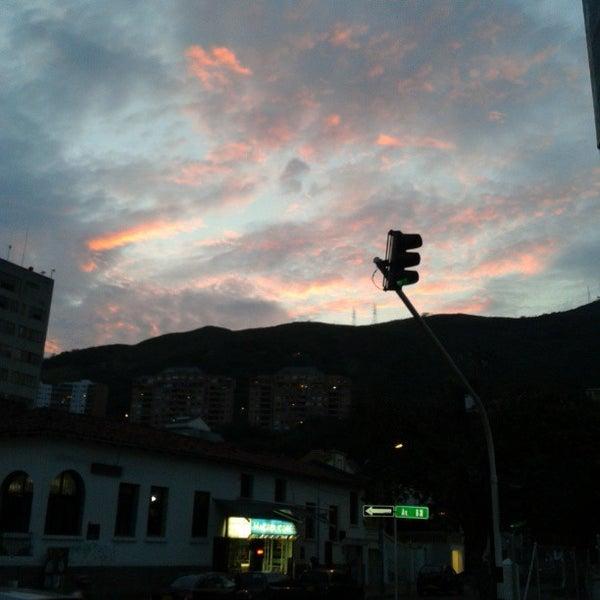 Photo taken at Barrio Granada by Cristian J. B. on 9/21/2013