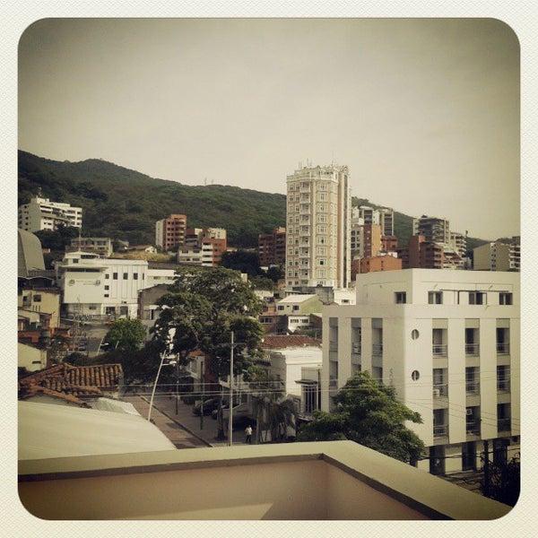 Photo taken at Barrio Granada by Cristian J. B. on 7/29/2013
